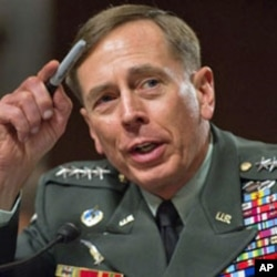 امریکی جنرل ڈیوڈ پیٹریاس