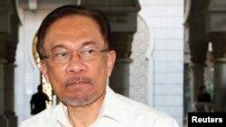 馬來西亞反對黨領導人安華