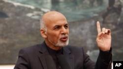 د افغانستان جمهوررئیس محمد اشرف غني(ارشیف)