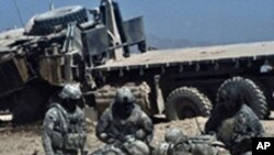 افغانستان: بم دھماکوں میں نیٹو کے تین فوجی ہلاک