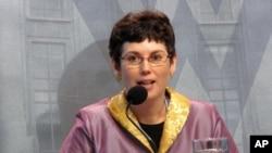 哥伦比亚大学资深研究学者尉莉飒博士