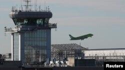 러시아 모스크바 교외의 도모데도보 공항(자료사진)