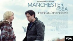 در فیلم منچستر ساحلی، فرزندان آنها در آتش سوزی جان خودش را از دست می دهند.