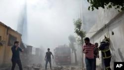 Suriye'den başıboş top mermilerinin zaman zaman sınırın öte tarafındaki Kilis'e inmesi ve ölümlere yol açması neredeyse gündelik durum haline geldi.