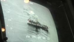 Japon 'Hayalet Gemi' Batırıldı