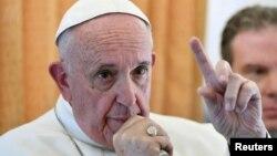 Đức Giáo hoàng kêu gọi hành động nhanh chóng để cứu hành tinh khỏi sự hủy hoại về môi trường.