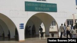 Instituo Médio Agrário de Malanje, Angola