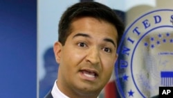 FILE - U.S. Rep. Carlos Curbelo, R-Fla., says that if Terrorism Firearms Prevention Act, a bipartisan House bill, had been in place, the Orlando shootings at a gay nightclub this month would not have happened.