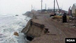 Habitada por 400 años, Shishmaref, una aldea del norte de Alaska será evacuada.