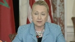 Secretary Clinton Condemns Violent Protests, Offensive Video