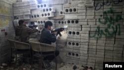 叙利亚内战持续21个月
