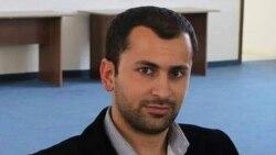 Azərbaycan Xalq Cəbhəsi partiyasınınGənclər Komitəsinin sədri Emil Səlimov