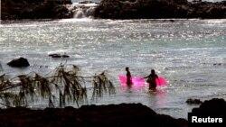 Khu vực quần đảo Hawaii