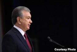 Prezident Mirziyoyev