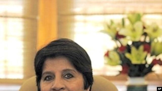 Indian Foreign Secretary Nirupama Rao (file photo)