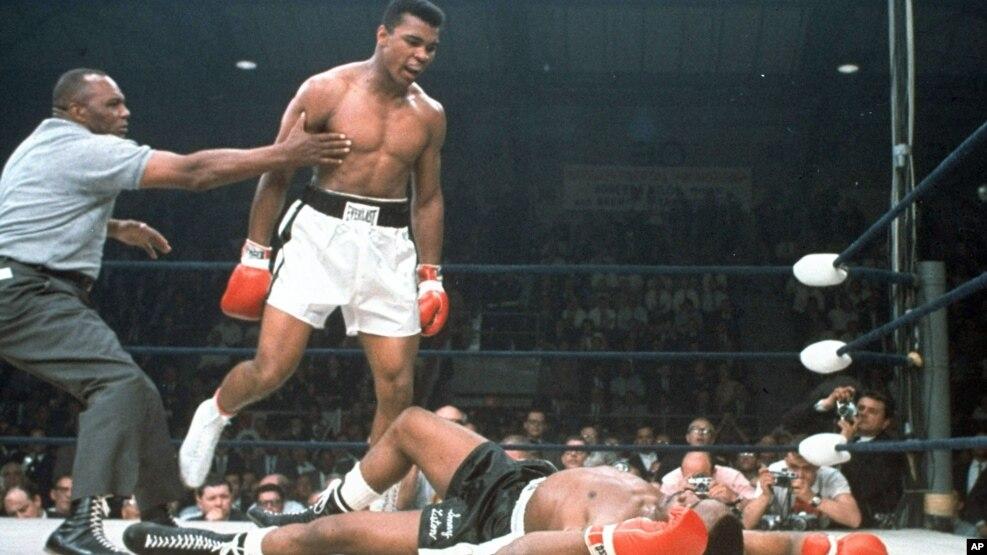 Muhamet Ali, legjenda e boksit
