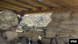 Las fuerzas de la OTAN y de Afganistán avanzan en la lucha contra al-Qaeda y el Talibán.