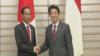 印尼與日本加強國防安全合作受矚目