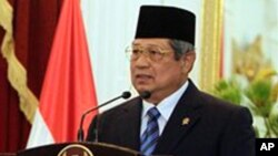 Presiden Indonesia Susilo Bambang Yudhoyono (Foto: dok).