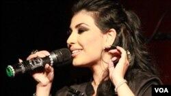 ستاره آواز - آریانا سعید