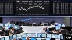 Avrupa'da Ekonomik Kriz Korkusu