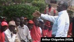 VaMorgan Tsvangirai vachitaura nevatsigiri vebato ravo