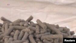 Štapići celuloze reciklirane iz kanalizacione vode