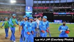 افغانستان یوازینۍ ټیم دی چې نړیوال جام قهرمان ټیم ویسټ انډیز ته ېې ماتې ورکړې