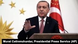 Presiden Turki Recep Tayyip Erdogan akhirnya bersedia meminta maaf kepada Rusia (foto: dok).