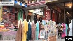 中國製造的商品在巴基斯坦店鋪充斥