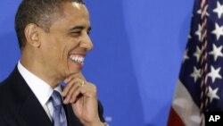 El año pasado Obama se había situado por delante del ruso Vladimir Putin y del entonces presidente chino Hu Jintao.
