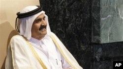 卡塔尔埃米尔(资料图片)