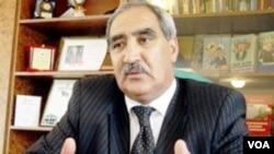 Ana Vətən Partiyasının sədri Fəzail Ağamalı