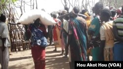 Wakimbizi wa Sudan Kusini