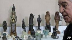 Σημαντικά έργα τέχνης εκλάπησαν απ' το μουσείο του Καΐρου