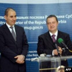 Ministri unutrašnjih poslova Bugarske i Srbije