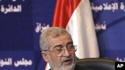 伊拉克议会议长主持议会