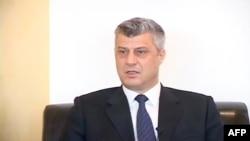 Thaçi: Raporti i Dik Martit, sulm racist kundër Kosovës