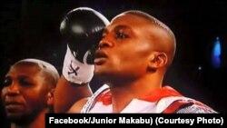 Elombe ya bibotu Junior Ilunga Makabu, na photo, 20 décembre 2017, (Facebook/Junior Makabu)