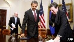 Presidenti Obama: Zgjidhja e krizës Evropiane ka rëndësi të madhe për Shtetet e Bashkuara