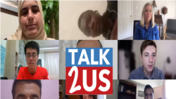 TALK2US: English @ the Movies, Freaking Out and Bucket List