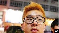 북한 김정일 국방위원장의 손자로 추정되는 김한솔 군의 페이스북 프로필 사진