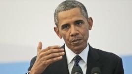 Pres. Obama argumenton ndërhyrjen në Siri