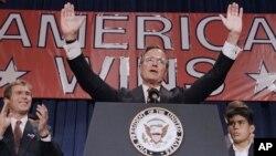 George H. W. Bush tinha 94 anos