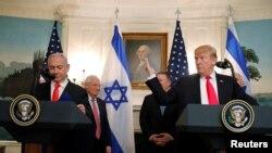 Visite du Premier ministre israélien Benjamin Netanyahu à Washington