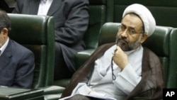 د ایران داستخباراتو وزیر، حیدر مصلحي