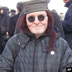 俄罗斯人权活动人士尼科利斯基