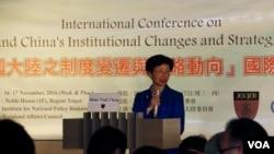 Một thành viên của Hội đồng Đại lục Sự vụ Đài Loan (MAC)