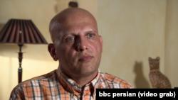 مازیار ابراهیمی که به «ترور دانشمندان هستهای ایران» متهم شده بود.