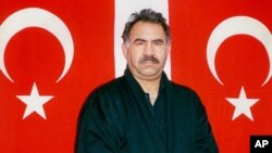 Lãnh đạo phiến quân người Kurd Abdullah Ocalan, tháng 2, 1999